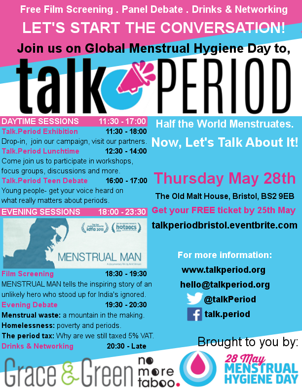talk period- 28th May